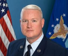 Chief Master Sgt. William W. Thomaston